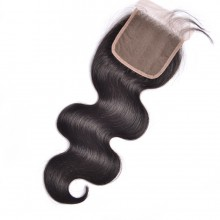 Body Wave 4*4 Virgin Closures