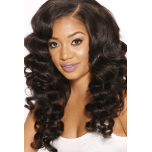 Loose Wave 4*4 Virgin Closures
