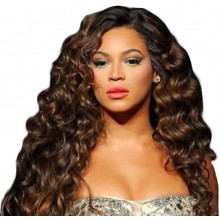 Loose Wave Ombre Lace Wigs