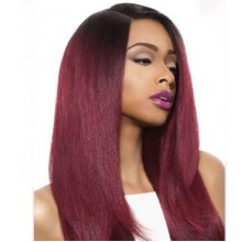 Deep Wave Ombre Lace Wigs